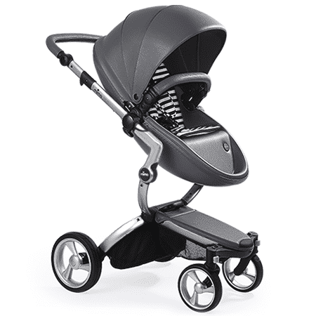 Mima Xari Aluminium/Cool Grey/White Black