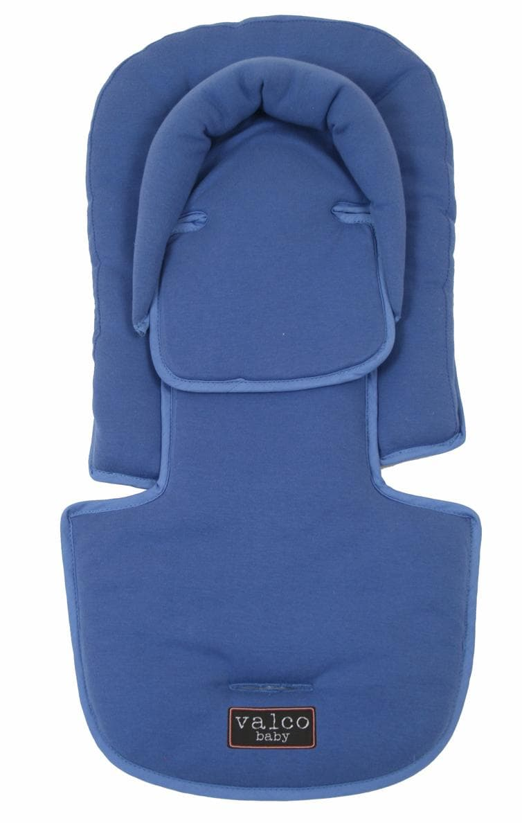 Вкладыш Valco Baby All Sorts Seat Pad Blue