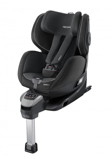 Recaro Zero.1 Performance Black