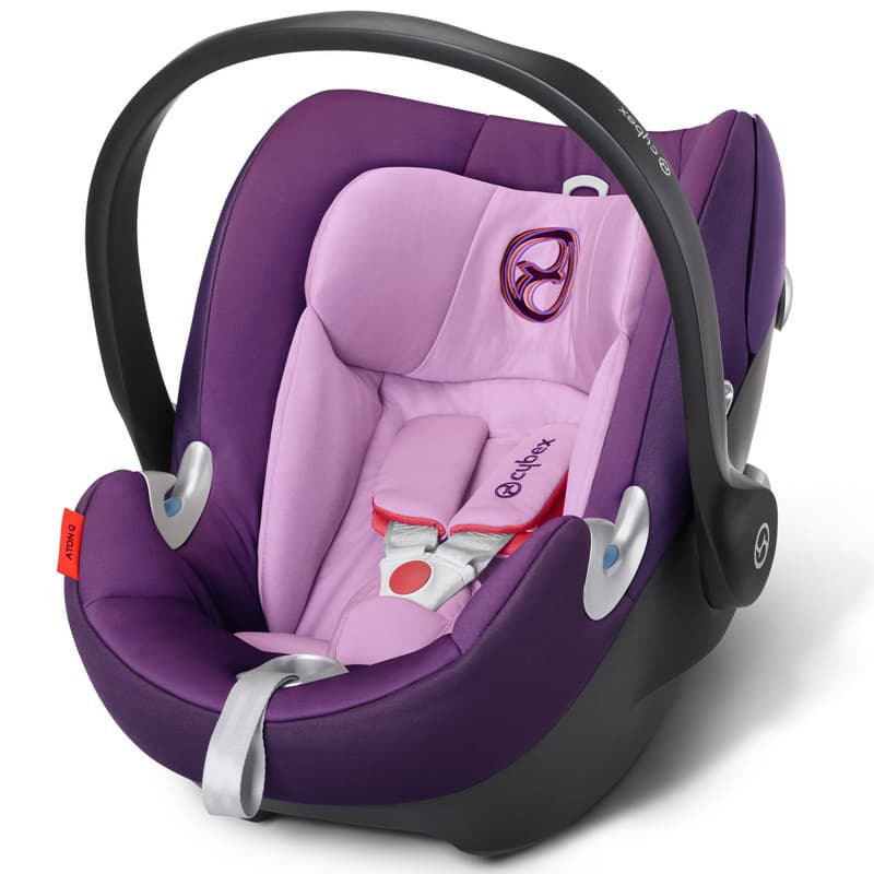 Cybex Aton Q Grape Juice