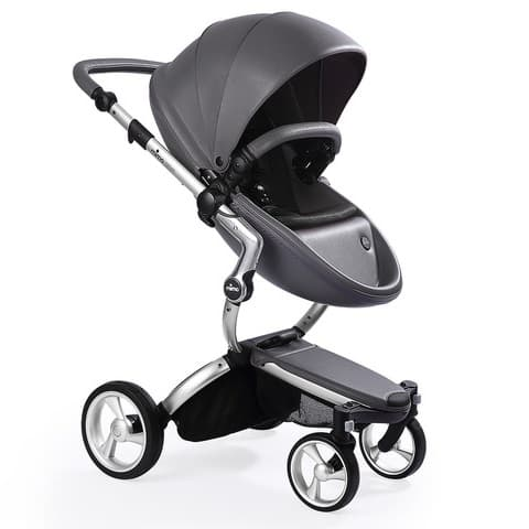 Mima Xari Aluminium/Cool Grey/Black