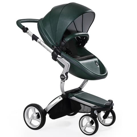 Mima Xari Aluminium/British Green/Black