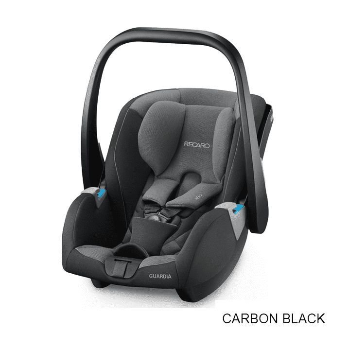 Recaro Guardia Carbon Black