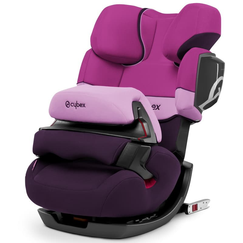 Cybex Pallas 2-Fix Purple Rain