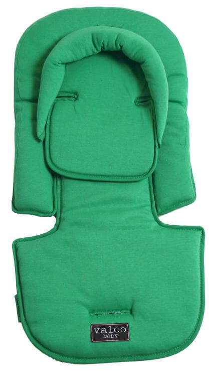 Вкладыш Valco Baby All Sorts Seat Pad Lime