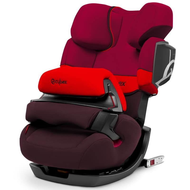 Cybex Pallas 2-Fix Rumba Red