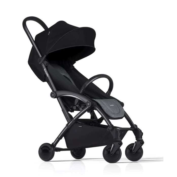 Bumprider Connect 2 Black-Grey Melange