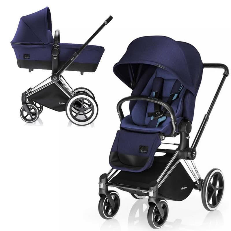 Cybex Priam Lux Royal Blue
