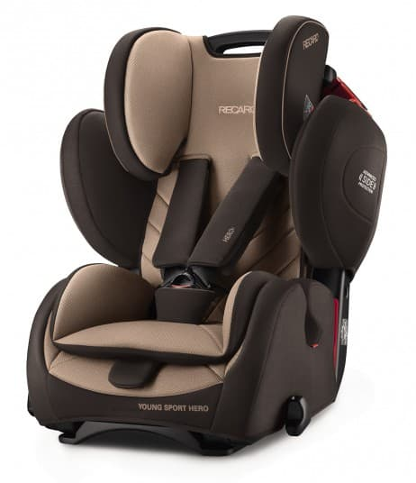 Recaro Young Sport Hero. Фото N4