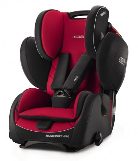 Recaro Young Sport Hero. Фото N9