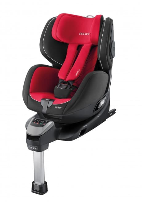 Recaro Zero.1 Racing Red