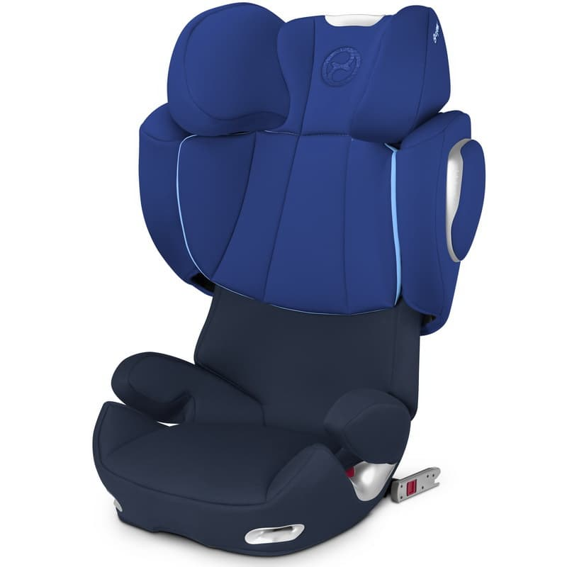 Cybex Solution Q2-Fix Royal Blue