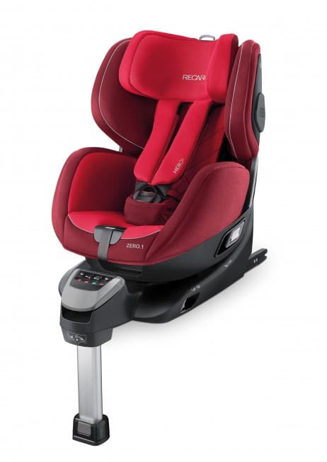 Recaro Zero.1 Indy Red