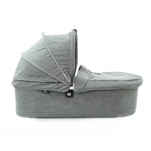 Люлька Valco Baby External Bassinet для Snap/Snap 4 Tailormade Grey Marle