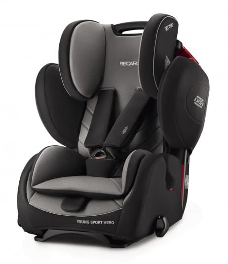 Recaro Young Sport Hero. Фото N7