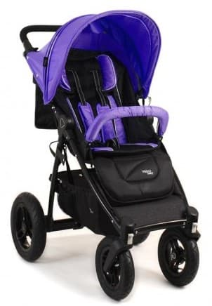 Valco Baby Quad X Deep Purple