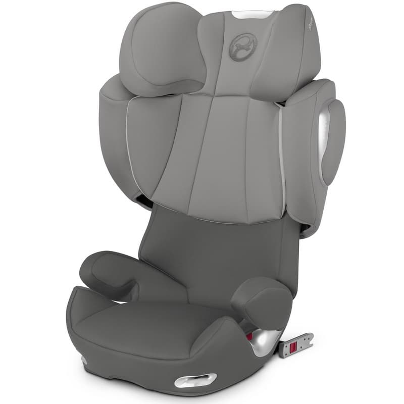 Cybex Solution Q2-Fix Manhattan Grey