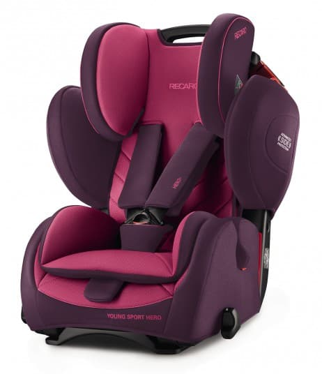 Recaro Young Sport Hero. Фото N3