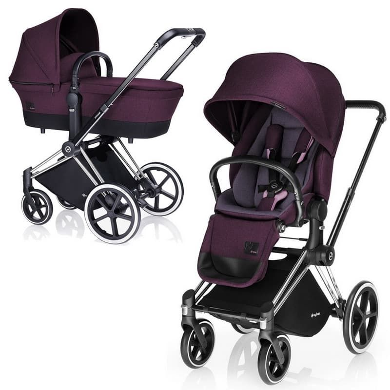 Cybex Priam Lux Grape Juice