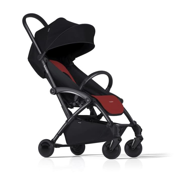 Bumprider Connect 2 Black-Red