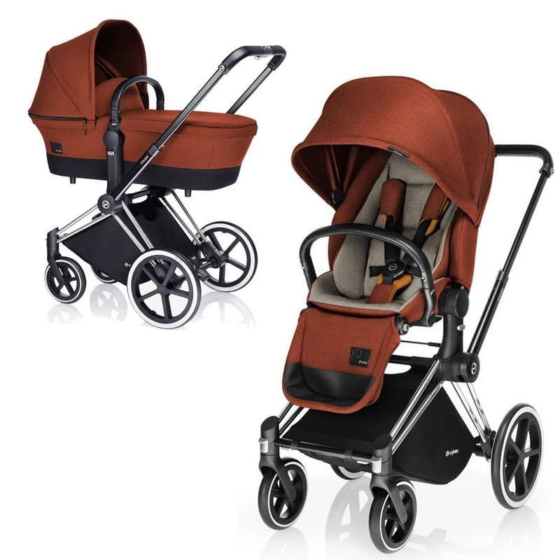 Cybex Priam Lux Autumn Gold