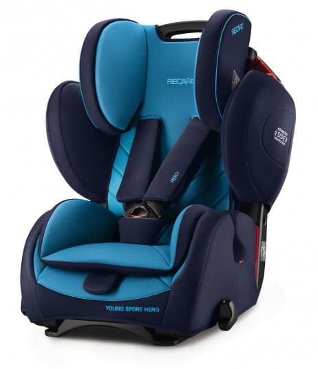 Recaro Young Sport Hero. Фото N2