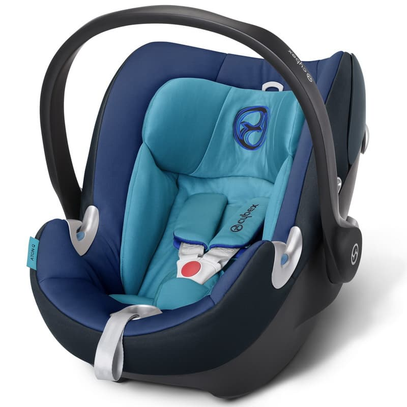Cybex Aton Q True Blue