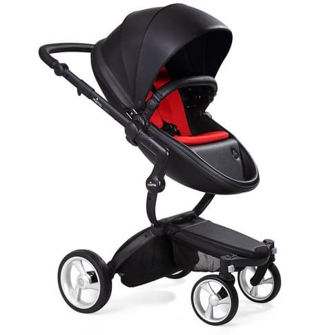 Mima Xari Black/Black/Ruby Red