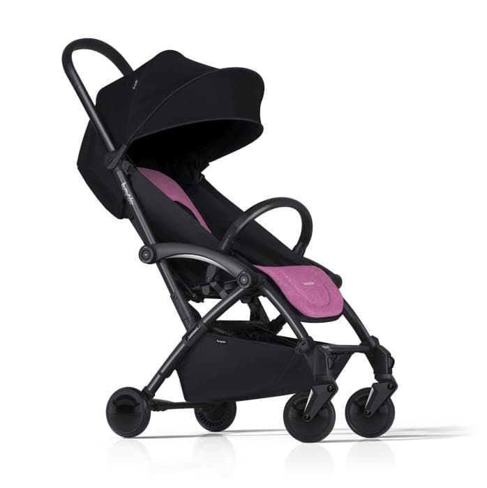 Bumprider Connect 2 Black-Pink