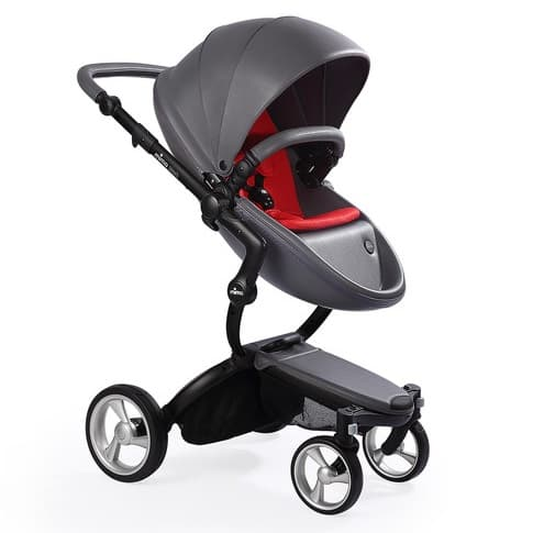 Mima Xari Black/Cool Grey/Ruby Red