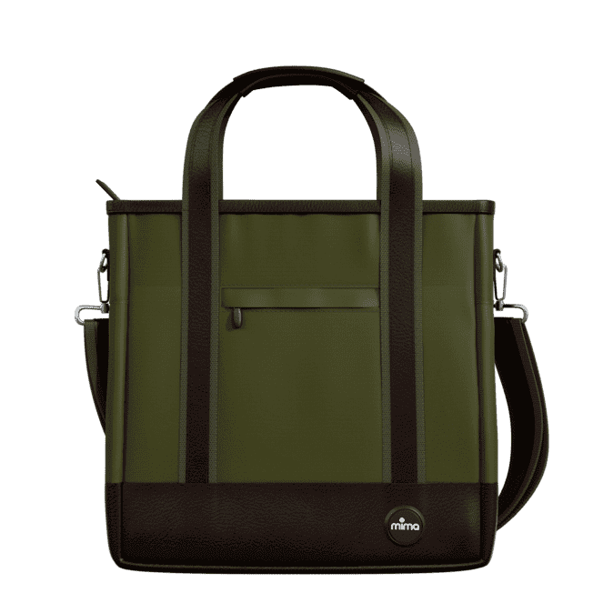 Сумка-рюкзак Sporty changing bag для Mima Zigi. Фото N4